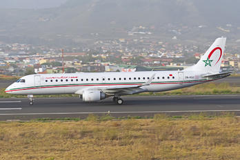 CN-RGQ - Royal Air Maroc Embraer ERJ-190 (190-100)