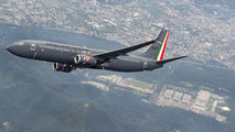 3527 - Mexico - Air Force Boeing 737-800 aircraft