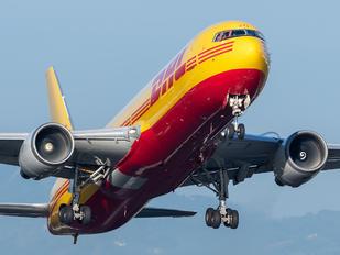 N371CM - DHL Cargo Boeing 767-300F