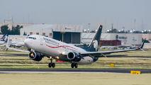 XA-AMB - Aeromexico Boeing 737-800 aircraft