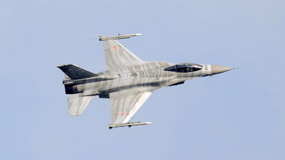 4052 - Poland - Air Force Lockheed Martin F-16C Fighting Falcon