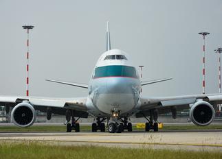B-LJK - Cathay Pacific Cargo Boeing 747-8F