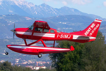I-SIMJ - Private Cessna 206 Stationair (all models)