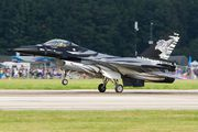 FA-77 - Belgium - Air Force General Dynamics F-16A Fighting Falcon aircraft
