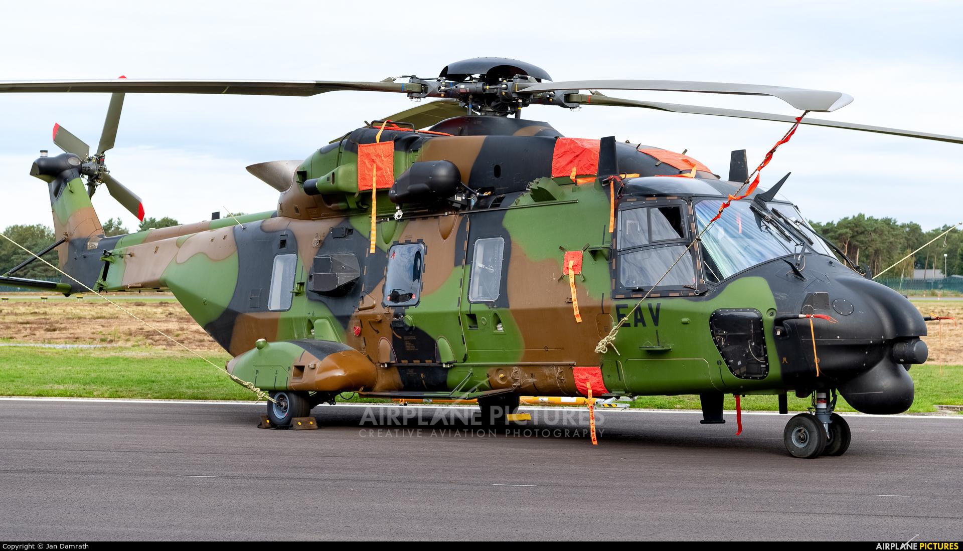 Portugal - Air Force 1335 aircraft at Kleine Brogel