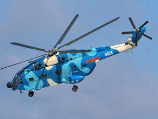 6026 - China - Air Force Changhe Z-8