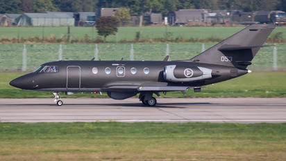 053 - Norway - Royal Norwegian Air Force Dassault Falcon 20ECM