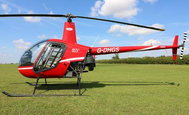 G-DHGS - Private Robinson R22