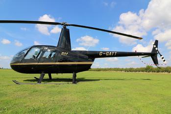 G-GATT - Private Robinson R-44 RAVEN II