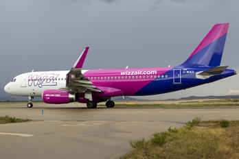 G-WUKA - Wizz Air UK Airbus A320