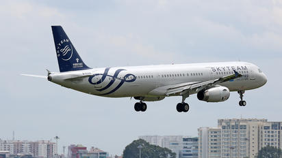 B-6398 - China Southern Airlines Airbus A321