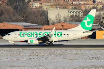 PH-XRB - Transavia Boeing 737-700