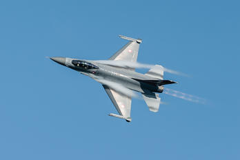 E-607 - Denmark - Air Force General Dynamics F-16A Fighting Falcon