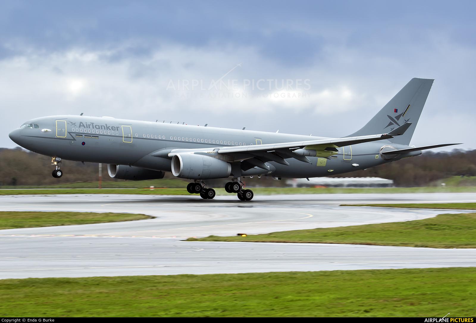 AirTanker Ltd ZZ336 aircraft at Manchester