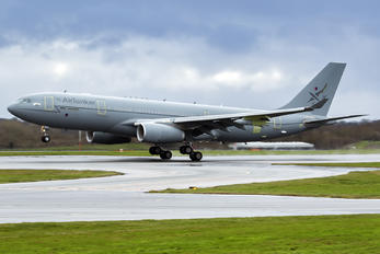 ZZ336 - AirTanker Ltd Airbus A330 MRTT