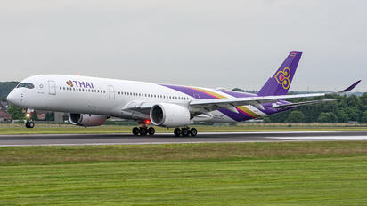 HS-THF - Thai Airways Airbus A350-900