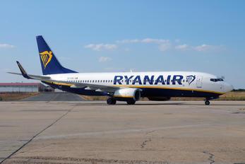 EI-FZK - Ryanair Boeing 737-800
