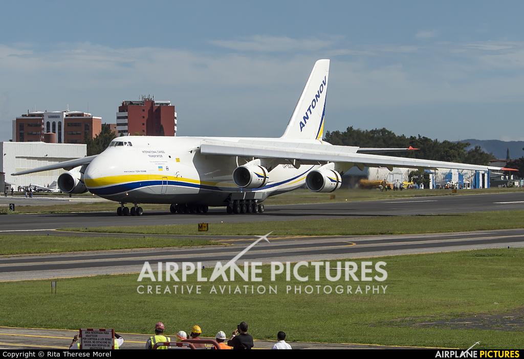 Antonov Airlines /  Design Bureau UR-82007 aircraft at Guatemala - La Aurora