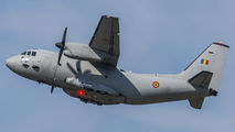 2707 - Romania - Air Force Alenia Aermacchi C-27J Spartan aircraft