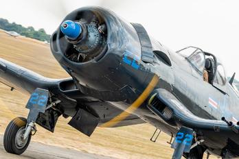 F-AZEG - Amicale Jean Salis Vought F4U Corsair
