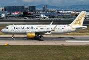 Rare visit of Gulf Air A320neo to Istanbul title=