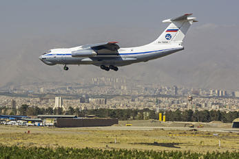 RA-76838 - Russia - Air Force Ilyushin Il-76 (all models)