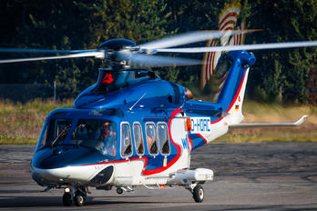 D-HOAC - Wiking Helicopter Service Agusta Westland AW139