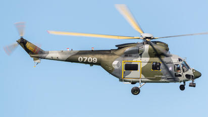 0709 - Czech - Air Force Mil Mi-2