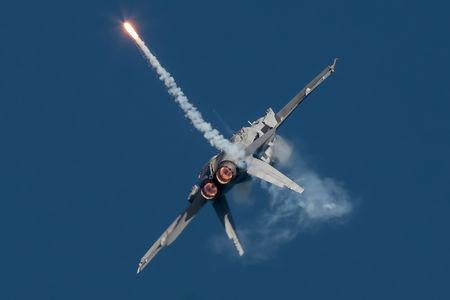 #1 Finland - Air Force McDonnell Douglas F-18C Hornet HN-412 taken by Sandor Vamosi