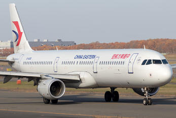 B-8406 - China Eastern Airlines Airbus A321