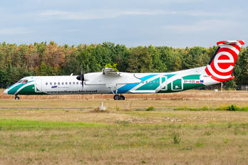 SP-EQE - LOT - Polish Airlines de Havilland Canada DHC-8-400Q / Bombardier Q400