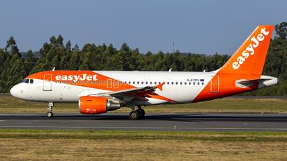 G-EZDV - easyJet Airbus A319