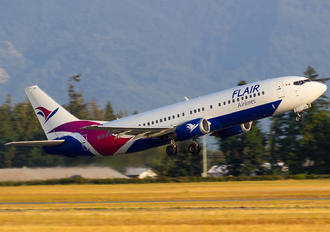 C-FLHE - Flair Air Boeing 737-400