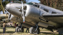 E-01 - Chile- Army Beechcraft C-45H Expeditor aircraft