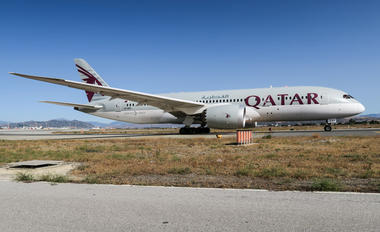 A7-BCI - Qatar Airways Boeing 787-8 Dreamliner