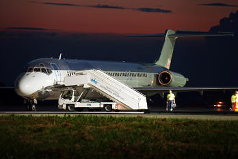 UR-CRX - Anda Air McDonnell Douglas MD-82
