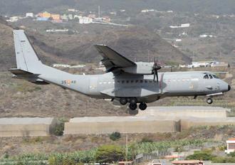T.21-10 - Spain - Air Force Casa C-295M