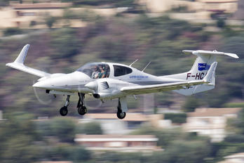 F-HCAC - Private Diamond DA 42 Twin Star