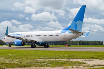 VQ-BTE - Pobeda Boeing 737-800
