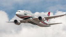 N1015B - Biman Bangladesh Boeing 787-8 Dreamliner aircraft