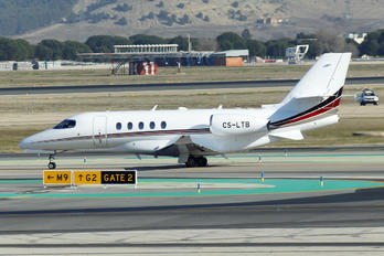 CS-LTB - NetJets Europe (Portugal) Cessna 680A Latitude