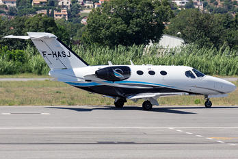 F-HASJ - Private Cessna 510 Citation Mustang