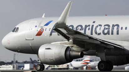 N9019F - American Airlines Airbus A319