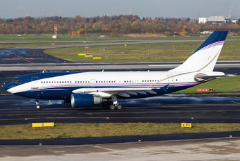 HZ-NSA - Private Airbus A310