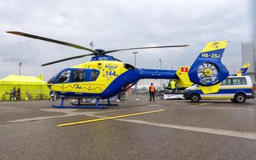 HB-ZSJ - Private Eurocopter EC135 (all models)