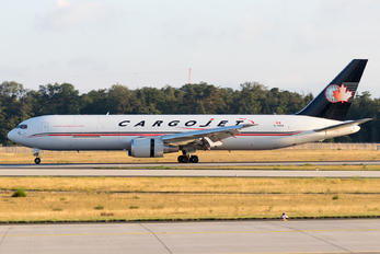 C-FDIJ - Cargojet Airways Boeing 767-300F
