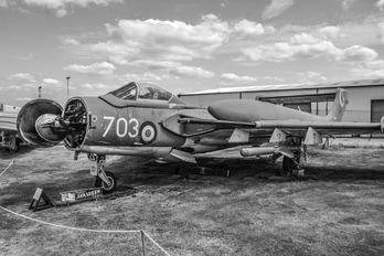 XN685 - Royal Navy de Havilland DH.110 Sea Vixen FAW.2