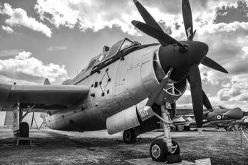 XA508 - Royal Navy Fairey Gannet T.2