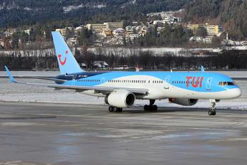 G-OOBH - TUI Airways Boeing 757-200