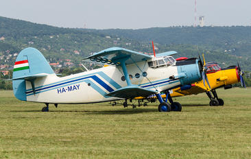 HA-MAY - Private PZL An-2